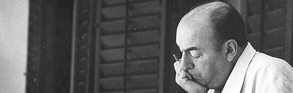Letture d'ombra | Pablo Neruda: la vita le poesie e gli amori