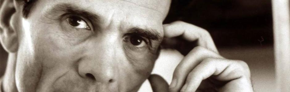 Serata di letture   I sonetti d'amore di Pier Paolo Pasolini
