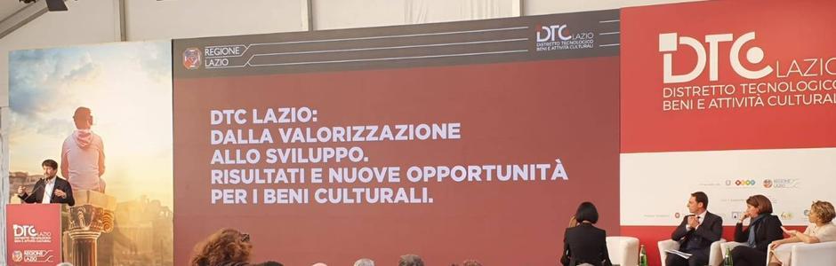 DTC Lazio Risultati e nuove opportunità per i beni culturali