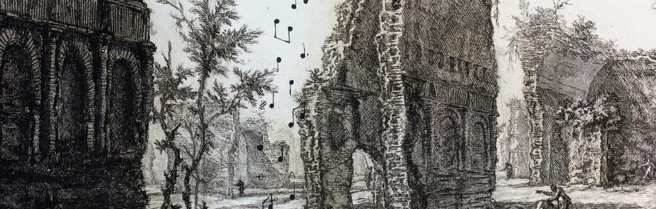 Io, Villa Adriana di Luca Vitone