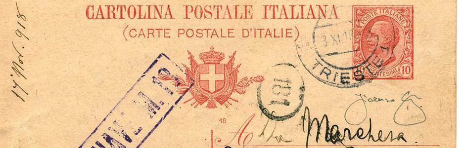 La Grande Guerra. La Liberazione. Cento gemme della filatelia italiana