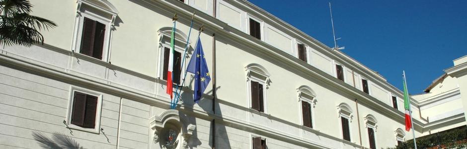 """La Caserma del Reggimento Corazzieri """"Maggiore Alessandro Negri di Sanfront"""""""