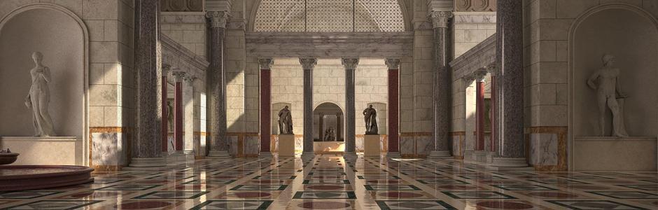 Caracalla 4D: video virtual guide