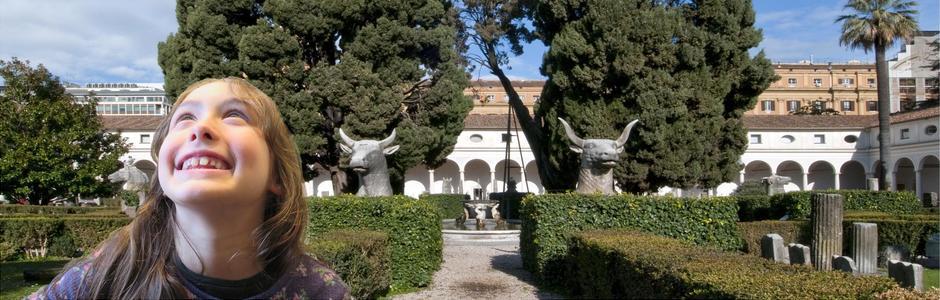 CAMPUS ESTIVI CON COOPCULTURE A ROMA