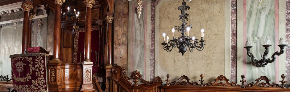 Synagogue and Museum of Jewish Padova