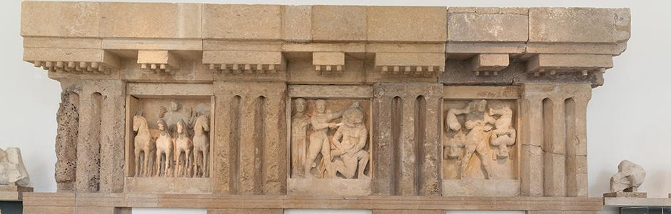 Antonino Salinas Regional Archaeological Museum