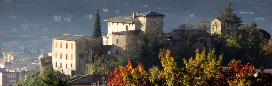 CAST - il CAstello delle STorie di montagna a Castello Masegra