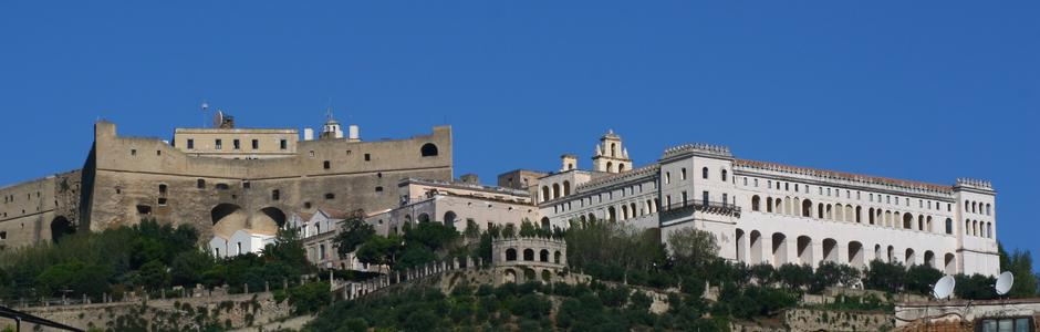 Castel Sant Elmo Napoli Museums Tickets Office Hours