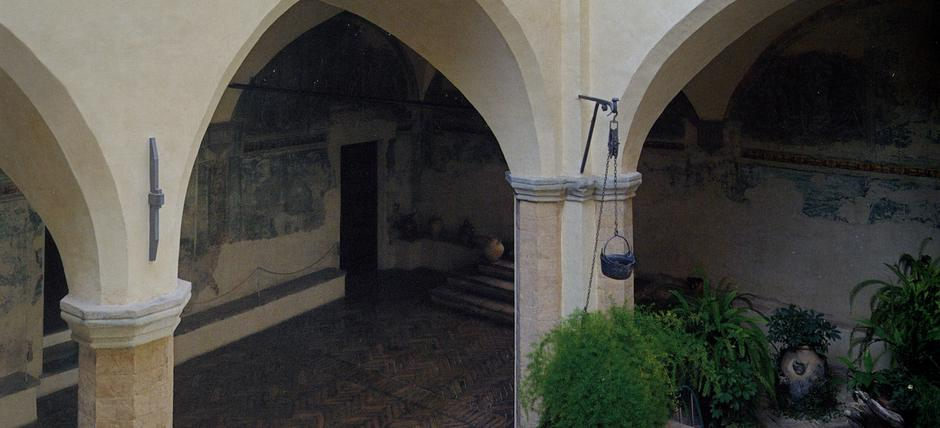 In visita al Monastero di S. Anna o delle Contesse
