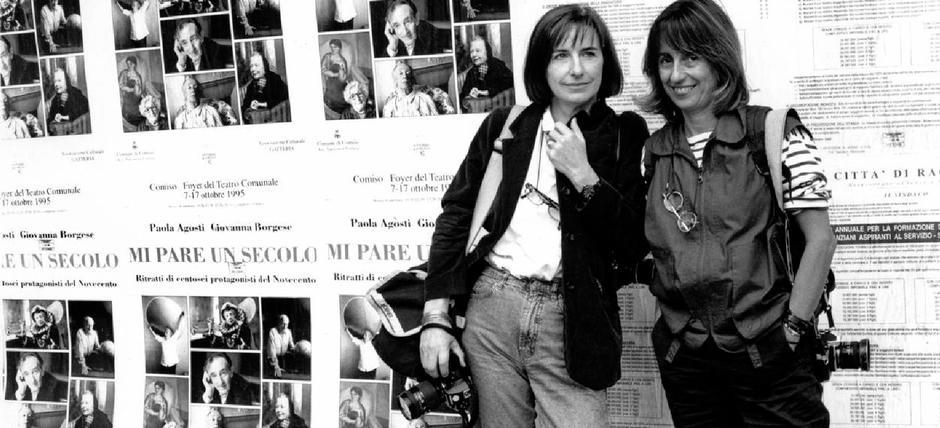 MFR |Ritratti nel secolo breve. Due fotografe raccontano i loro incontri con i protagonisti della cultura novecentesca. Di Paola Agosti e Giovanna Borgese
