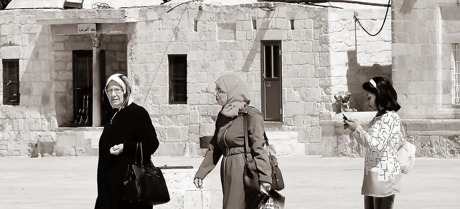 Gerusalemme punto d'incontro