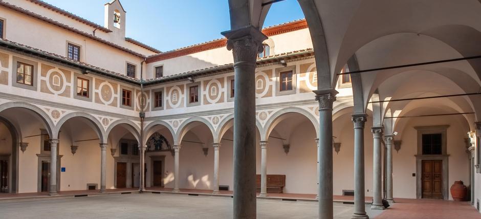 Campus estivo al Museo degli Innocenti