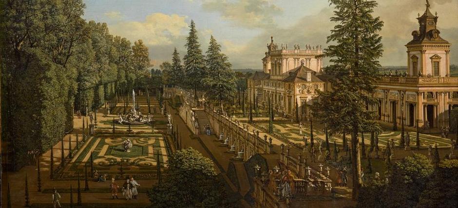 Viaggio nei Giardini d'Europa. Da Le Nôtre a Henry James