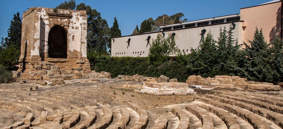 LE NOTTI DELL'ARCHEOLOGIA_PARTE 1: A CONCERTO ALL'EKKLESIASTERION DEL MUSEO PIETRO GRIFFO