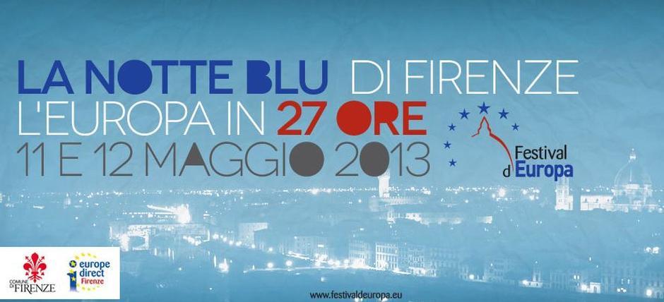 La Notte Blu di Firenze