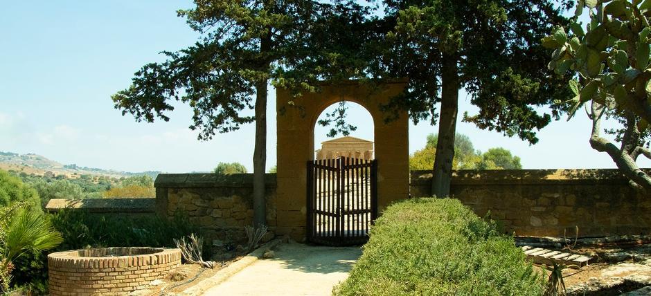 Giardino di Villa Aurea