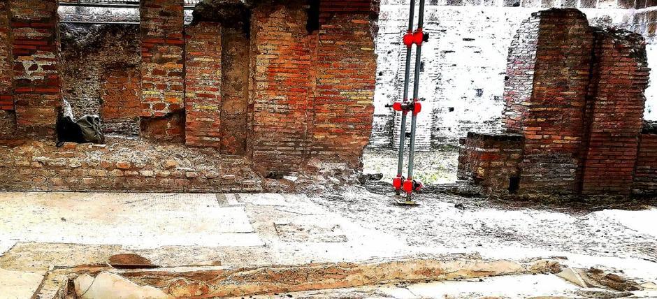 Visite Guidate alla Basilica Hilariana