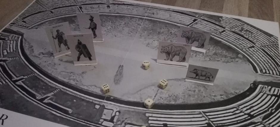 Di Gladiatori e Atleti al MANN