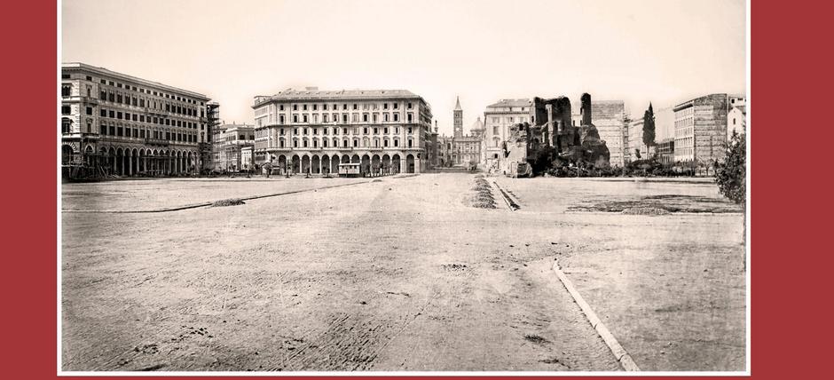 """Presentazione del libro """"Roma. Esquilino 1870-1911"""" di Carmelo G. Severino"""