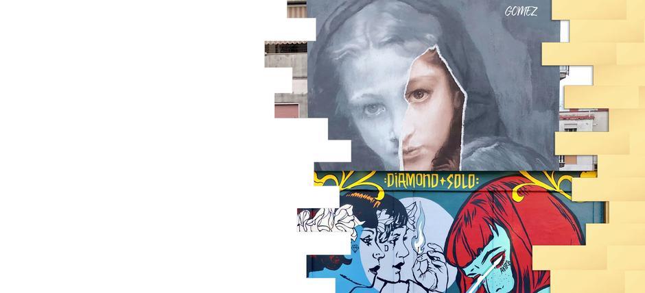 Presentazione MURI SICURI 2020 | Dipingiamo un muro per curarne cento IV edizione