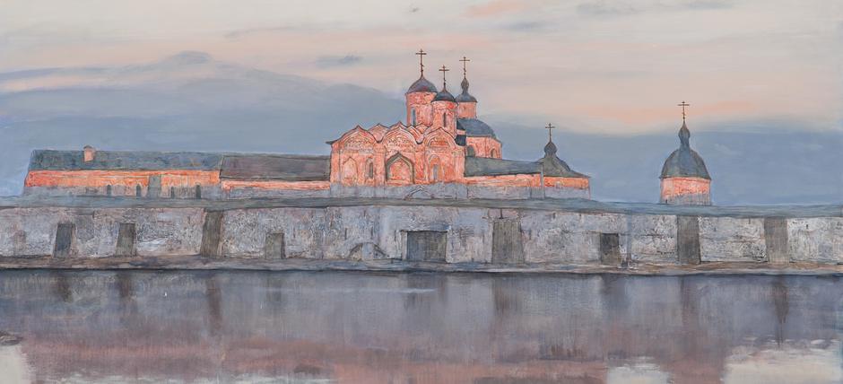 Incanti russi. Opere pittoriche di tradizione dell'Accademia Glazunov di Mosca