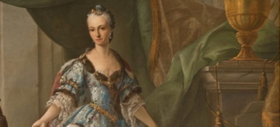 Duchesse, principesse e regine, dame e servette: la corte delle donne
