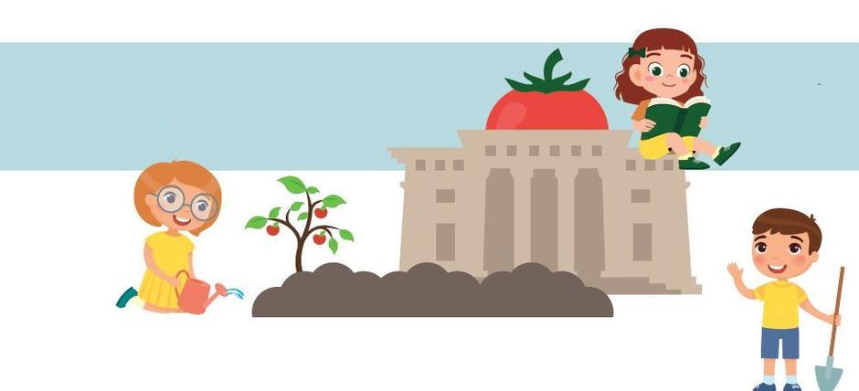 Campus dei Piccoli 2021 all'Orto Botanico dell'Università di Palermo