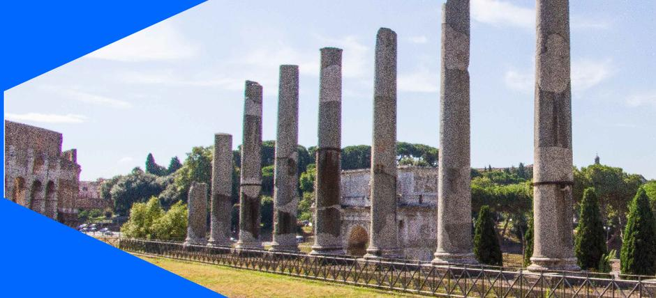 Genius Loci - Il Foro Romano: centro della vita politica, economica e religiosa della città antica
