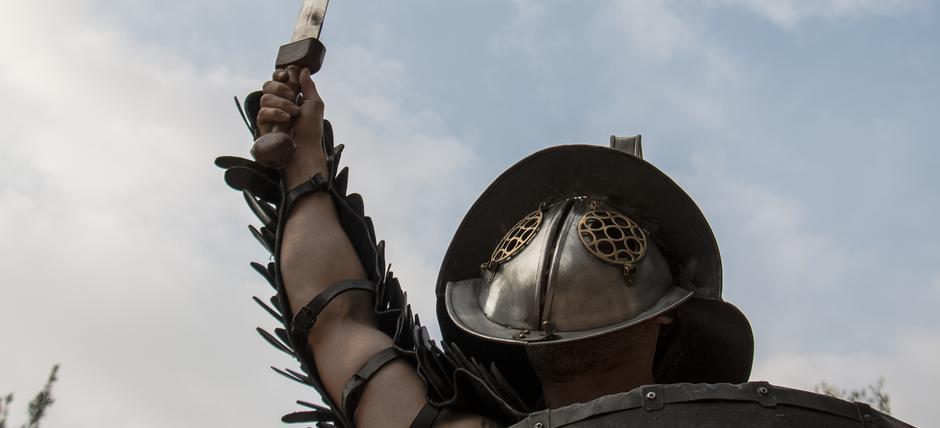 Ludi Romani_Infami ed eroi nell'arena