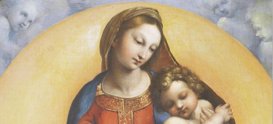 Raffaello e la Madonna di Foligno. La fortuna di un modello.