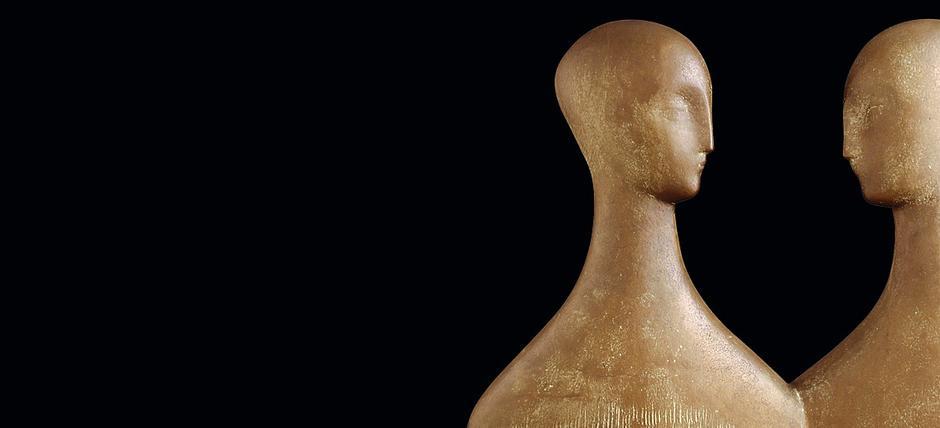 Roberta Meldini. Plastica linearità e sinuosa tridimensionalità | Mostra retrospettiva