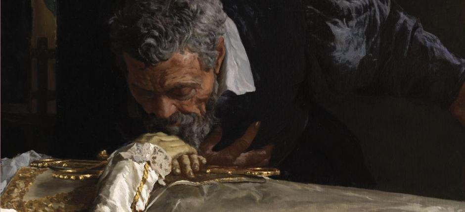 L'Ottocento e la pittura di storia: Francesco Jacovacci