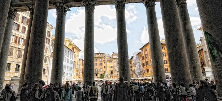 Roma Delle Meraviglie