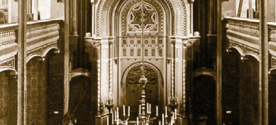 Sinagoga di Zagabria 1867 - 1942 - 2015