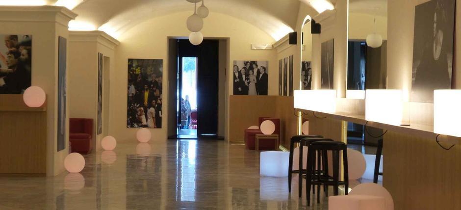Riapre il Caffè del Teatro Massimo