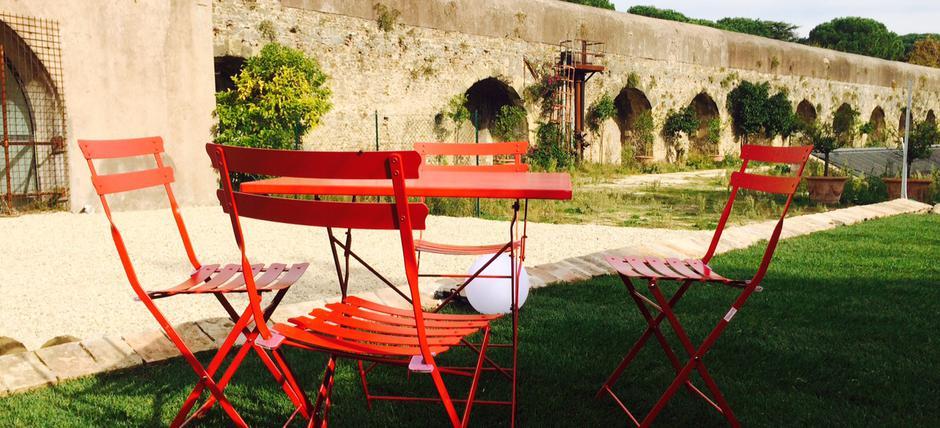 Il Casale dei Cedrati a Villa Pamphili_eventi, caffetteria & bookshop