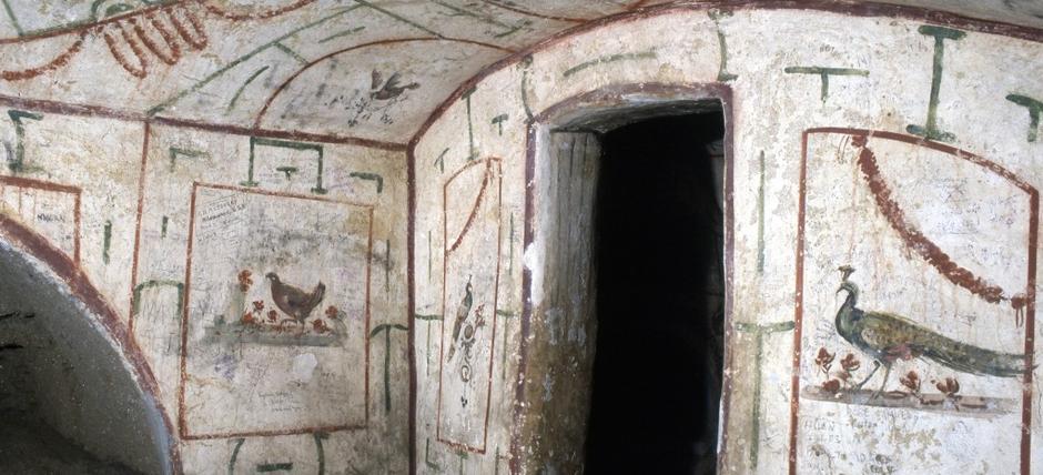 Visita alle Catacombe ebraiche di Vigna Randanini