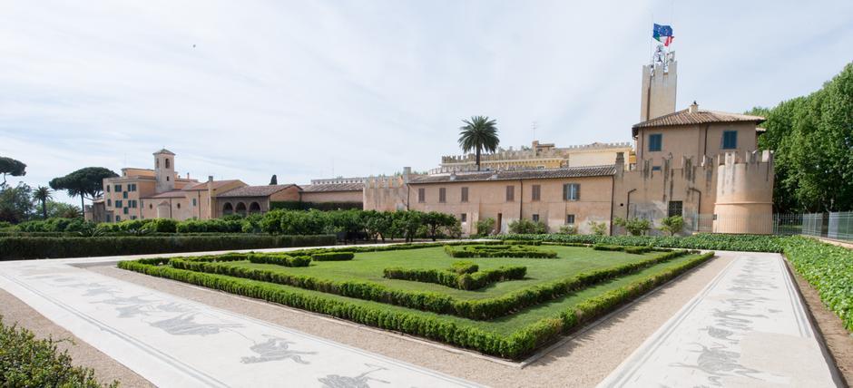 Visit the Tenuta di Castelporziano