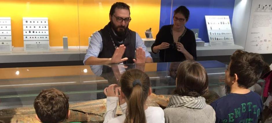 Alla scoperta della Sezione Egizia del Museo Archeologico Nazionale di Napoli
