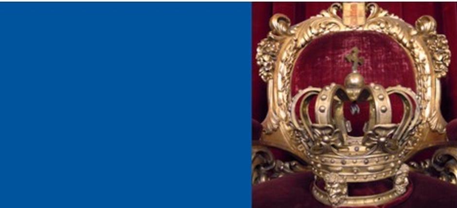 Tesori e simboli della regalità sabauda