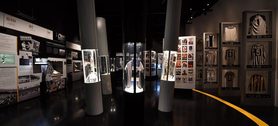 In visita allo Juventus Museum con CoopCUlture