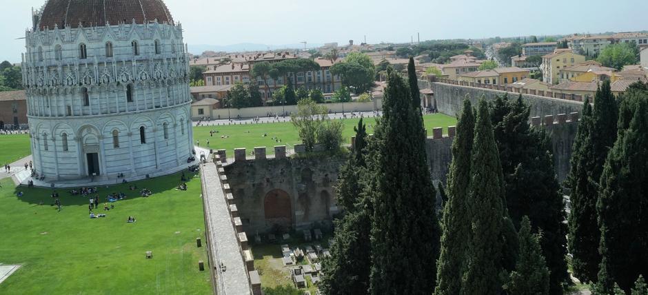 Festa di apertura delle Mura di Pisa