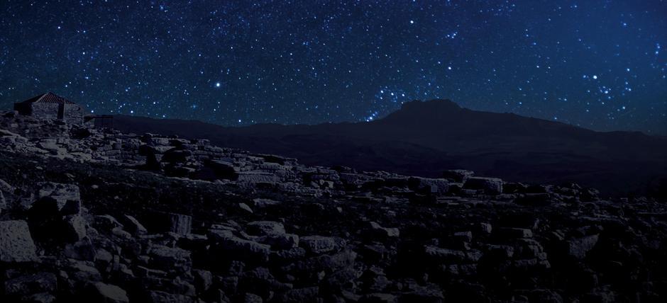 Monte Iato sotto le stelle_terza edizione