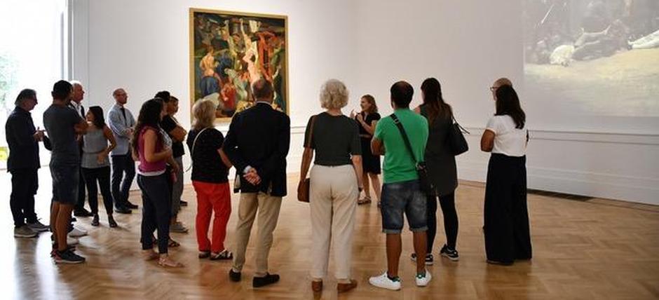 Alla Galleria Nazionale visite guidate nella Lingua dei Segni Italiana e in International Sign