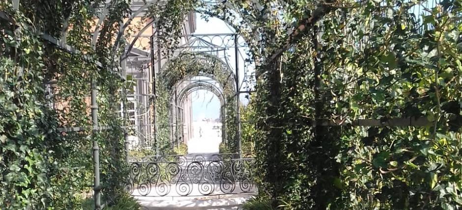 Il giardino sul Golfo