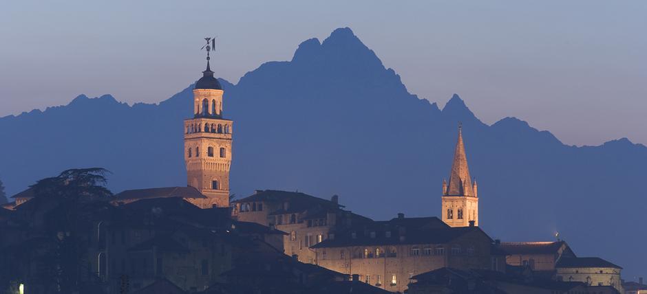 Antico Palazzo Comunale, Torre Civica e Pinacoteca M. Olivero