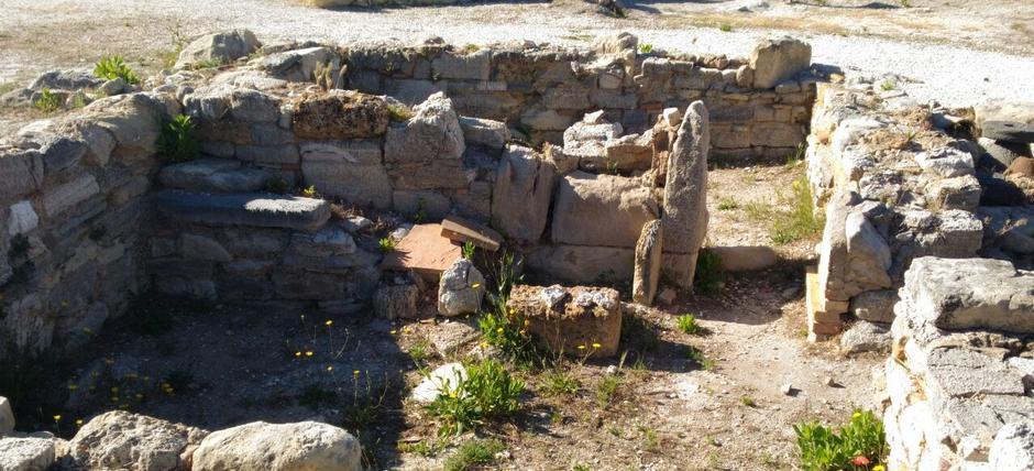 Antiquarian and Archaeological Area Eraclea Minoa