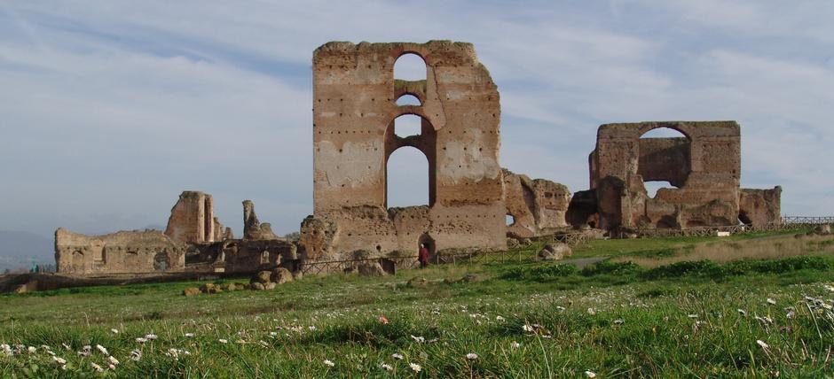 Villa dei Quintili