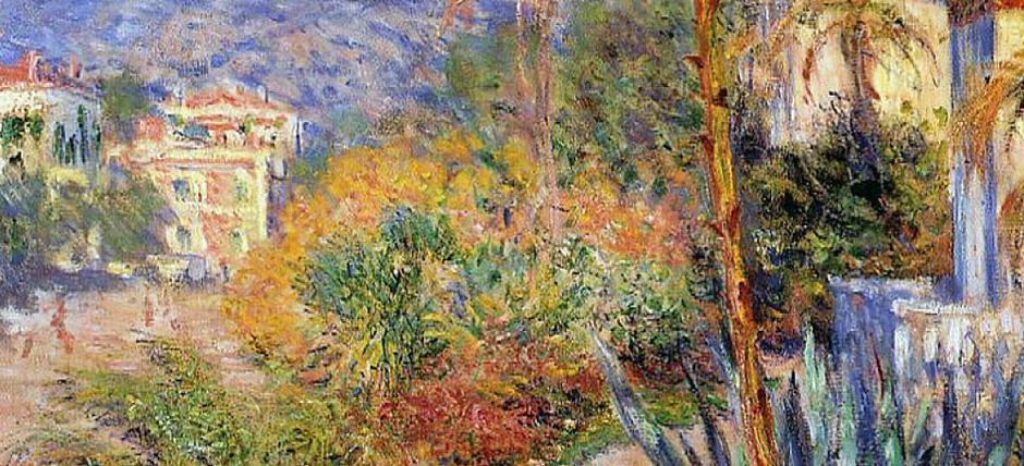Passeggiata nei luoghi di Bordighera dipinti da Claude Monet