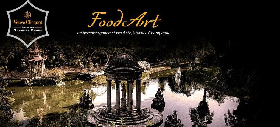FoodArt - Percorso gourmet tra Arte e Champagne